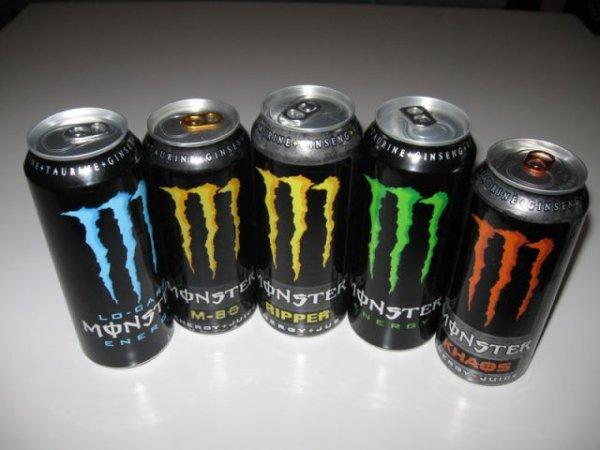 Monster Energy  (mehrere Sorten) für 1€ in Hamm Innenstadt