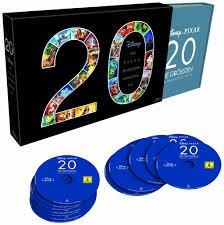 Pixar/Disney 20 Filme Blu-ray Box 88€ Lokal Berlin/Brandenburg?
