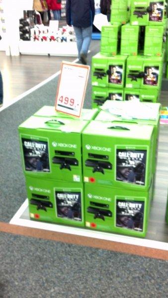 Xbox one bei Saturn Bremen Innendtadt