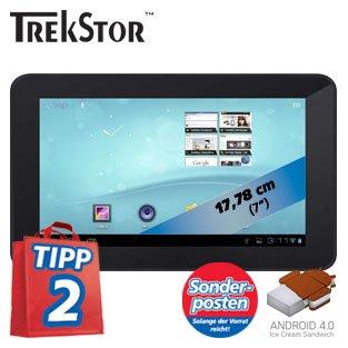 REAL auf dem Markt: Multimedia-Tablet-PC SurfTab® breeze 7.0 für 59,95 €