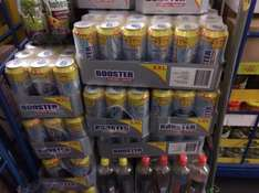 Booster 500ml - 51% gratis - 0,49€ + 0,25€ Pfand