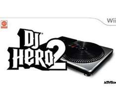 Dj Hero 2 Wii inkl turn table für 7,27€ + ggf VSK