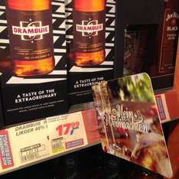 Drambuie (Whisky Liqueur) 0,7l 40% offline real,- 17,99€