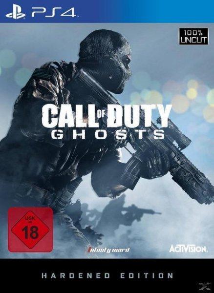 Call of Duty Ghosts Hardened für PS4 für 59€ @Saturn