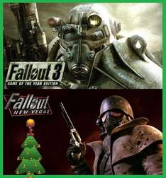 Fallout: New Vegas Ultimate Edition + Fallout 3: Goty für 4,20€ STEAM