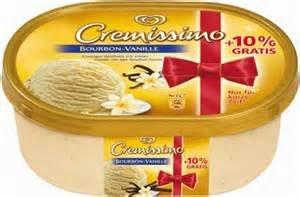 [Lidl] Langnese Cremissimo versch.Sorten +10%,je 990g/1100g Packung 1,85€