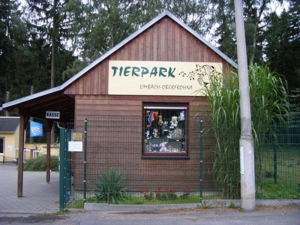 LOKAL: Gratis in den Tierpark Limbach-Oberfrohna am 24.12.