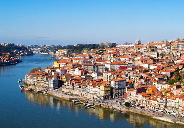 Neujahrs-Urlaub: 1 Woche Porto für 190 p.P. ( 4-Sterne Hotel mit 94% Weiterempfehlung)