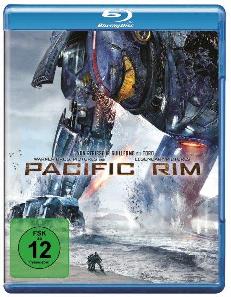 Pacific Rim [Blu-ray] für 9€ + 1€ VSK @Amazon