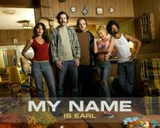 My Name Is Earl - Die komplette Serie [16 DVDs] für 25€ @ amazon.de