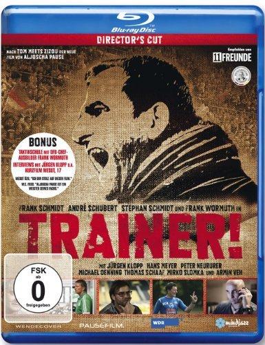 """""""Trainer!"""" (Blu-ray) von Aljoscha Pause für 9,97€ statt 15,99€ @Amazon"""