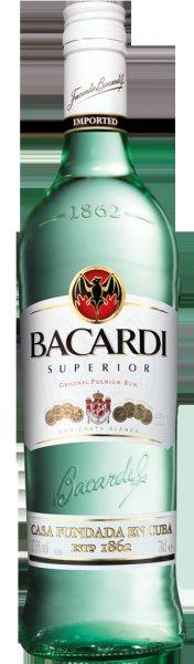 [real,- lokal] Bacardi Rum Superior, Black, Gold Oakheart für 9,99 EUR