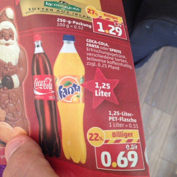 Penny coca cola 0,69€ bei penny in hamburg