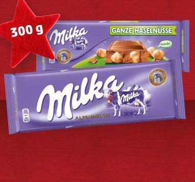 Penny MILKA Schokolade 300g