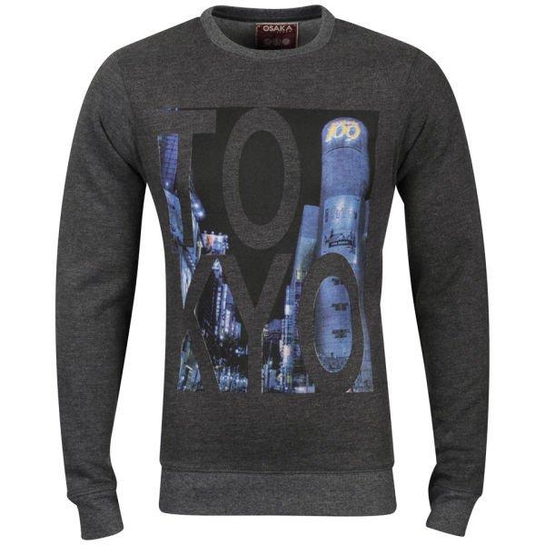Osaka Men's Tokyo Pullover für 10.82€ @Zavvi