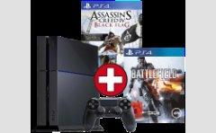 PS4 -  4-7 Tage Lieferzeit bei Media Markt + 2 Spiele