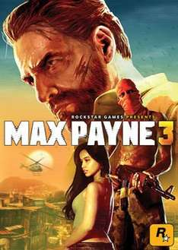 [Steam] Max Payne 3 Uncut Steam Key bei Amazon.de