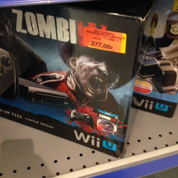 [Lokal Dresden Toys r us] WiiU ZombiU Premium Pack