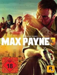 [STEAM] Max Payne 3 für PC (uncut) [PEGI] gratis durch Coupies App