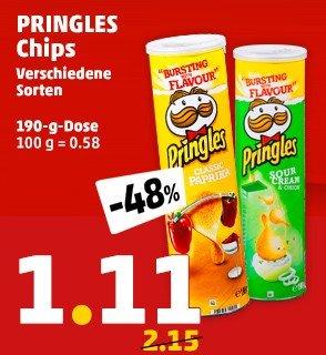 [Edeka/Lidl/Netto] Auch hier diese Woche Pringles für 1,11€ + Videobuster Gutschein