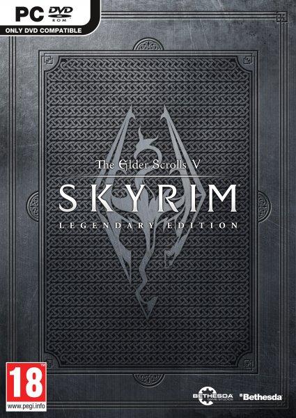 [Amazon.de] Skyrim Legendary Edition [STEAM PC KEY]
