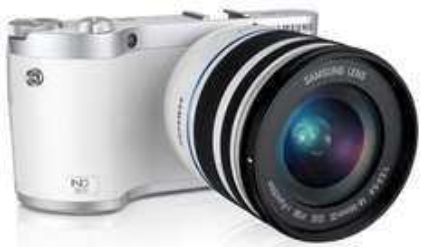 [MeinPaket] Samsung NX300 Smart Kamera Kit inkl. Samsung 18-55mm f3.5-5.6 OIS III weiss