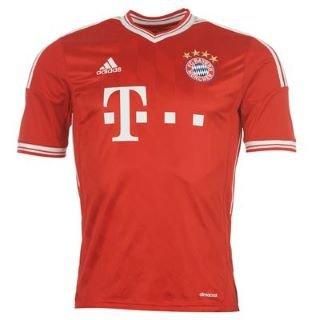 FC Bayern München Home Trikot 2013/2014 in Gr. M für 40+5€ (Idealo ab 60€)
