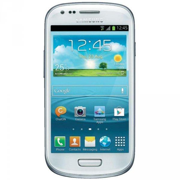 [conrad.de] Samsung S3 mini mit 20 Euro Conrad Gutschein (MBW 80 Euro) sogar nur               149 Euro