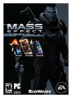 [Origin] Mass Effect Trilogy @Amazon.com