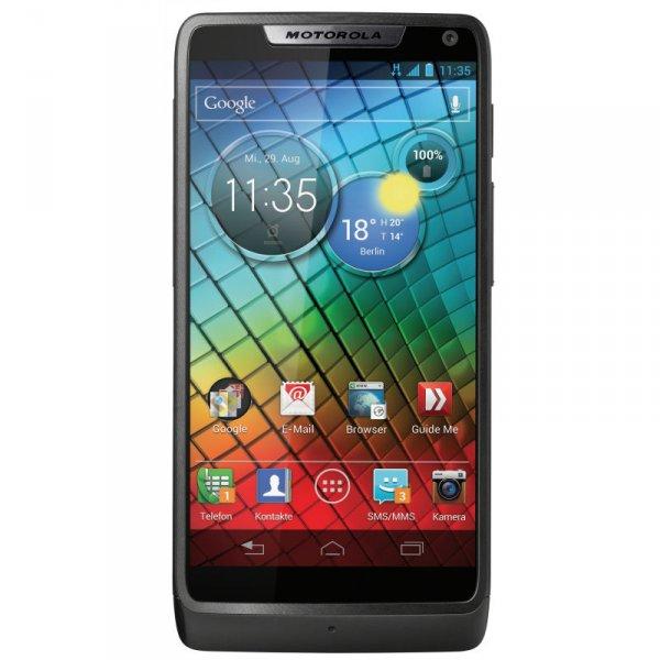 Motorola RAZR i - Ohne Vertrag - 189,88€ - Notebooksbilliger