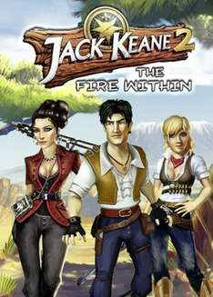 [Steam] Jack Keane 2 - The Fire Within @ Indie Gala Store
