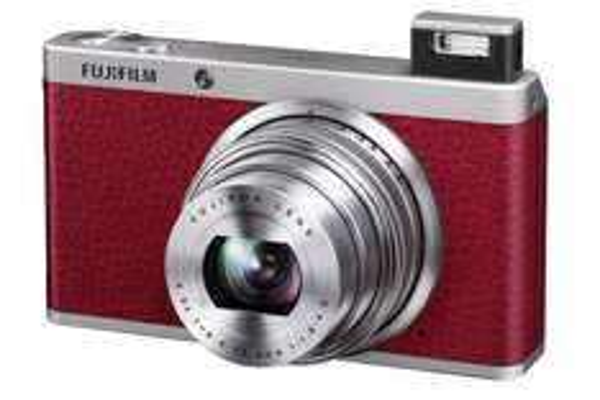 [Amazon.uk] Fujifilm X-F1 Digitalkamera (12 Megapixel, 7.6 cm (3 Zoll) Display, Full HD) rot  inkl. Vsk für ca. 160 €
