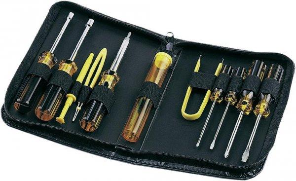 Auch das ist versandkostenfrei: Hama PC-Tool-Kit Werkzeug-Set 12 tlg. 41529 für 9,99 €!!!!!