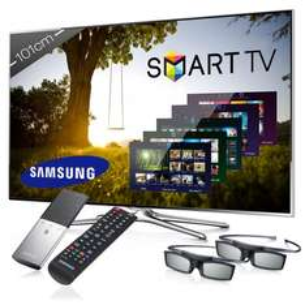 Samsung UE40F6500 475€ [Mediamarkt Adventskalender]