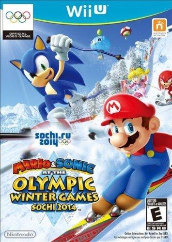 [Wii U] - Mario & Sonic bei den Olympischen Winterspielen: Sotschi 2014 für €23,76 @Shopto
