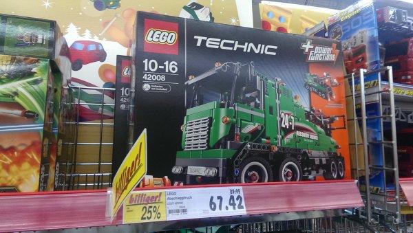 [lokal?] Kaufland Bremen/Hemelingen - Lego Abschlepptruck 42008 für 67,42