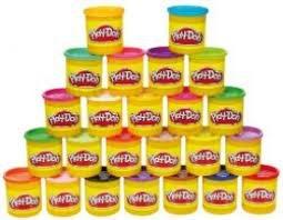 MyToys  Lagerverkauf bis 70 %  --  Play - Doh 24er Pack Knete - Megapack 9,99 € + 2,95 € Vsk- Qipu 4 % möglich