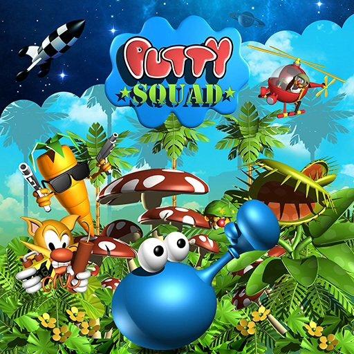 Putty Squad für den Amiga von System 3