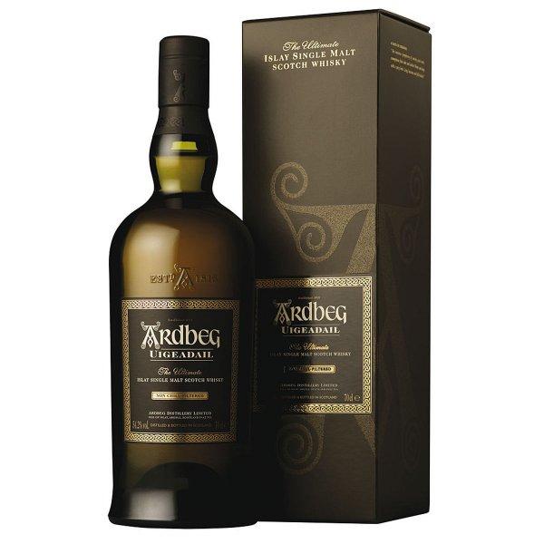 Ardbeg Uigeadail Whisky für 50,45€ + Qipu