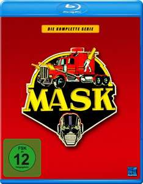 [Amazon.de] M.A.S.K. - Die komplette Serie [Blu-ray] o. Vsk für 19,97 € (Bestpreis)