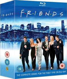 Friends - The Complete Season 1-10 [Blu-ray]