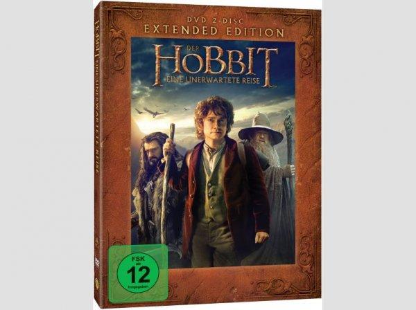 Der Hobbit - Eine unerwartete Reise (Extended Edition) DVD