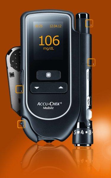 ACCU CHEK Mobile | Nano | Aviva *Unentgeldlich testen*