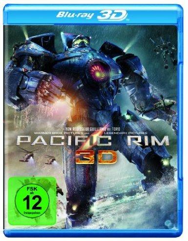 Niemand hat diesen Deal eingetragen? Fine, Pacific Rim 3D [3D Blu-ray] für 24,99 €