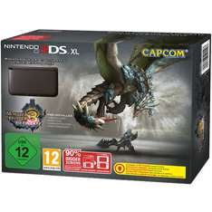 Nintendo 3DS XL Limited Edition Pack mit Monster Hunter 3 Ultimate