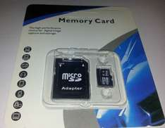 Neu 64GB Micro SD Card Karte [Aus UK - Ebay]