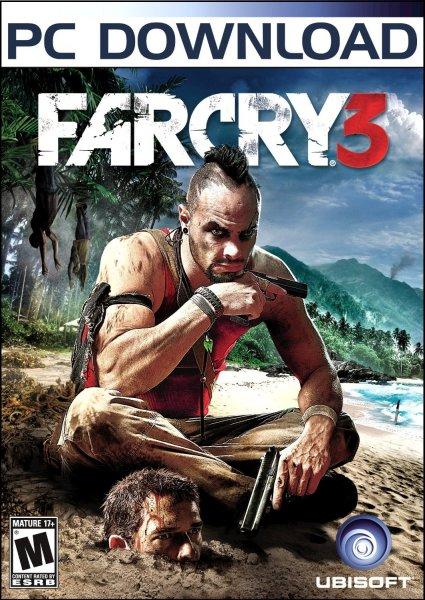 FarCry 3 (PC-Steam) @Amazon.com