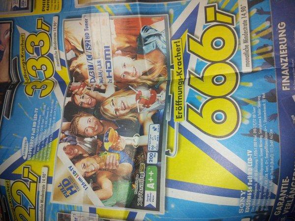 Sony KDL 656 - 666 €