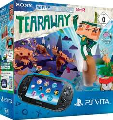 Playstation Vita (WiFi) + Tearaway für 149,- €