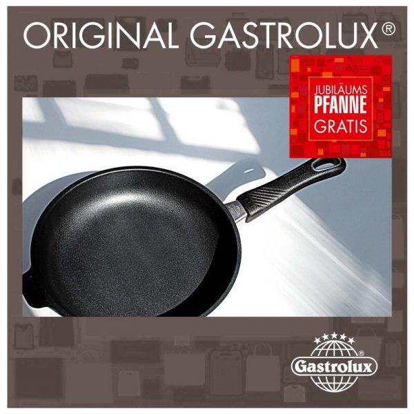 Gastrolux Pfanne 20cm im Wert von 59,50€ gratis bei Bestellung einer Pfanne oder eines Topfes